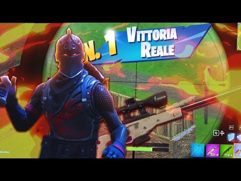 Conquistiamo Pinnacoli Vittoria Reale Ita Fortnite Youtube