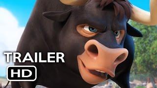 Ferdinand Trailer 1 2017 John Cena Animated Movie HD
