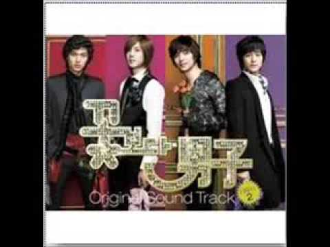 MP3 download + lyrics Yearning Heart by A'st1 Boys Over Flower OST Vol 2