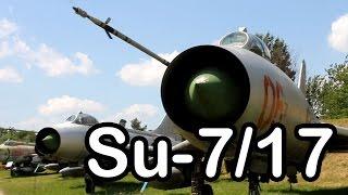 "Atomowy bombowiec ""z Bliska"" - Suchoj Su-7 Su-17 Su-20 Su-22 M4 - #gdziewojsko"