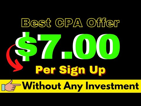 Earn $7/Signup | Sage Affiliate Program | Pay Per Lead Affiliate Programs ( CPA Marketing 2021 )