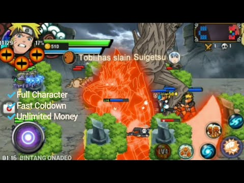 naruto senki full character free download for android