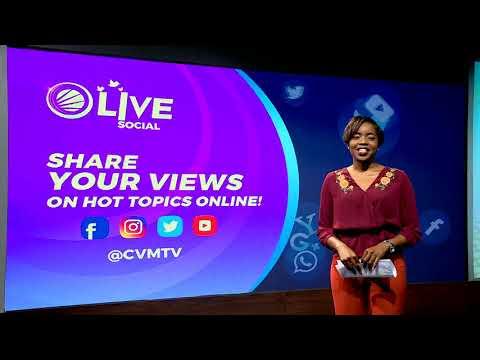 CVM LIVE - Live Social APR 10, 2018