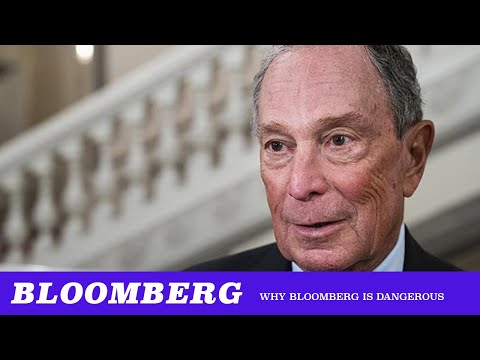 Bloomberg Is Dangerous ft. Malaika Jabali (TMBS 127)