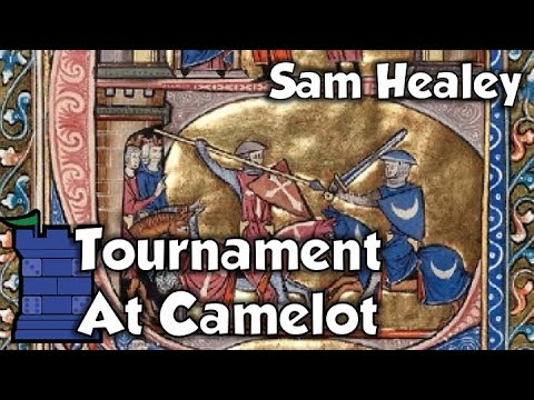 Tournament at Camelot Review with Sam Healey