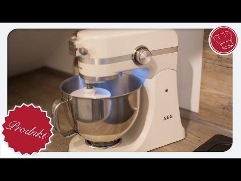 AEG Ultramix KM4100 im Test | elegant-kochen.de