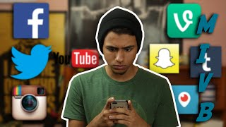 فيديو ساخر يعرض الاستخدام السيء والغريب لوسائل التواصل الاجتماعي