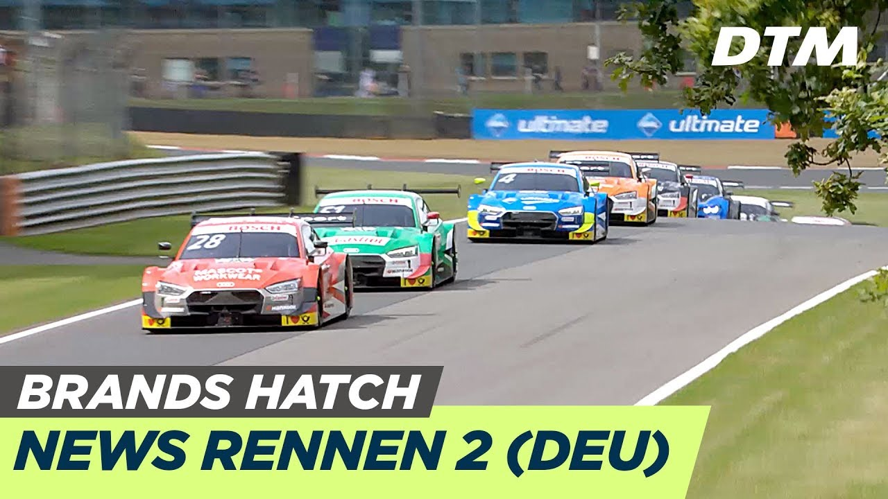 DTM in Brands Hatch