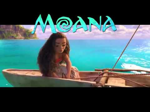 I HEI ANAU ( HOW FAR I'LL GO) HAWAIIAN VERSION WITH LYRICS
