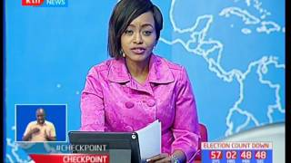 Checkpoint full bulletin: President Uhuru woos Bungoma - 11th June,2017
