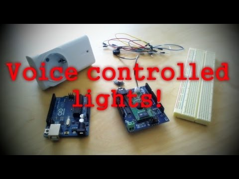 DIY Your Own Voice Controlled Lights