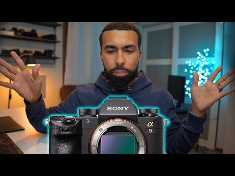 External Review Video QYFFa15USlg for Sony A9II (A9 Mark 2, ILCE-9M2) Full-Frame Mirrorless Camera