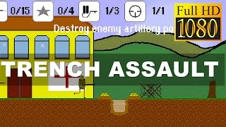 Trench Assault Game Review 1080P Official Dušan Čubík Strategy 2016