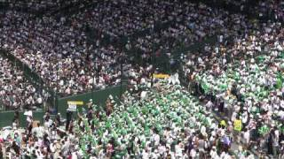 2011年夏 甲子園 智弁学園vs鶴岡東 鶴岡東応援