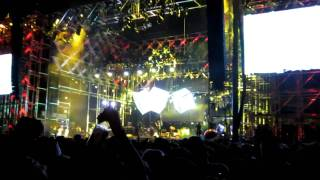 Animal Collective - Father Time - Live @ Coachella 2011 in HD