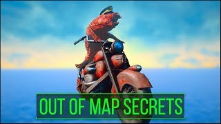 Fallout 4: Top 5 Out of Map Secrets You Missed Across Fallout 4's World – FO4 Easter Eggs