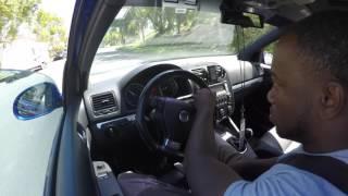 POV drive MK5 R32 | Go Pro footage 4k