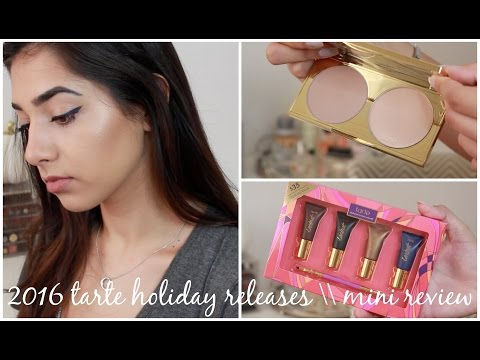 Don't Be Afraid To Dazzle Contour & Highlight Palette by Tarte #9