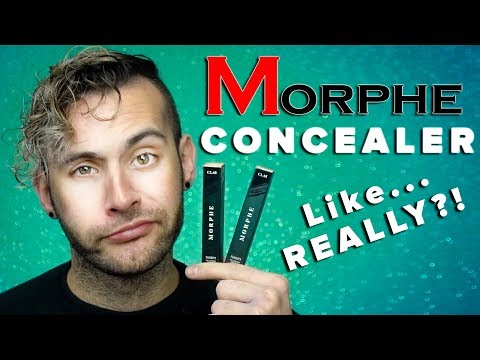 WORST CONCEALER EVER?! | Morphe CONCEALER Review! | As Bad As They Say?