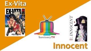 vidéo Manga Sanctuary - L'émission S01E06 - EX-VITA / INNOCENT