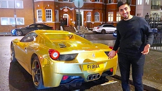 The Rich Arab Kids of London !!!