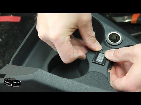 Nachrüsten einer Kühlwasser-Temperaturanzeige - Kleine Optimierungen am Dacia Logan MCV 2, Teil 23