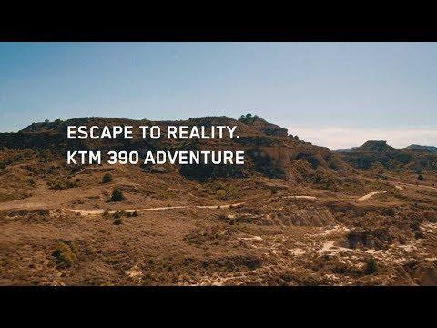 2020 KTM 390 Adventure in Goleta, California - Video 2