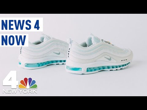 $3,000 'Jesus' Nike Sneakers With Holy Water Sell Out in Days    News 4 Now