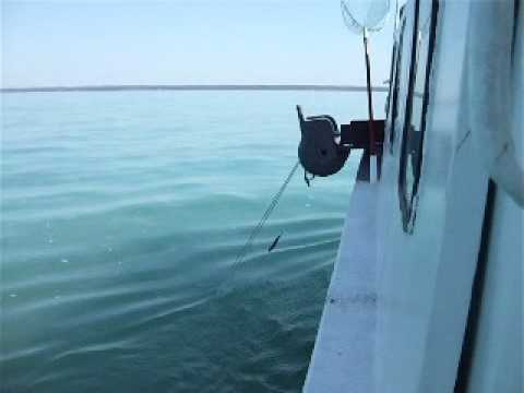 gillnet fishing lake huron/Bayfield
