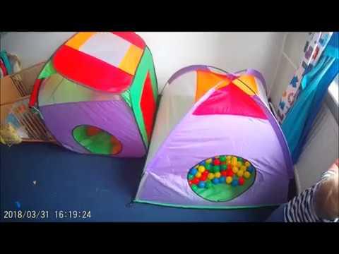 DWD Company Kinderspielzelt 2018 HD