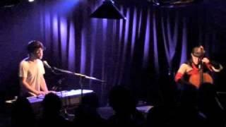 Chris Garneau - Baby's Romance (live in Tokyo)