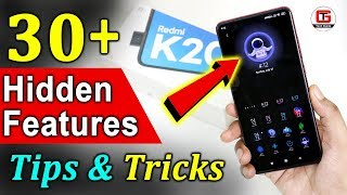 Redmi K20/K20 Pro Hidden Features, Tips and Tricks in Hindi | Redmi K20 Pro Top Features