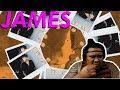 James Arthur - At My Weakest [MUSIC REACTION]