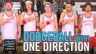 One Direction, Dodgeball with One Direction