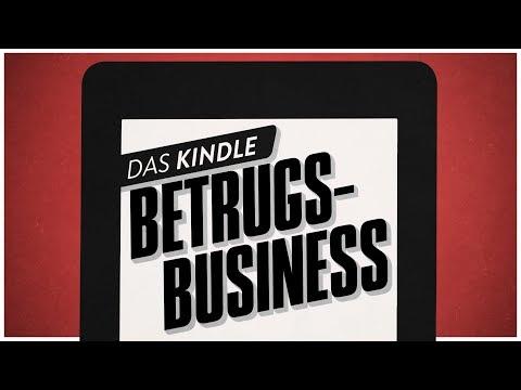 Das Betrugs-Business mit eBooks