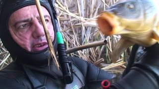 Передача подводный мир охотник и рыболов