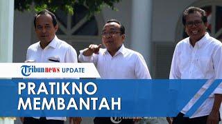 Apa Kabar Perppu KPK? Pratikno Beri Sinyal Langkah Jokowi terkait Keputusan Keluarkan Perppu