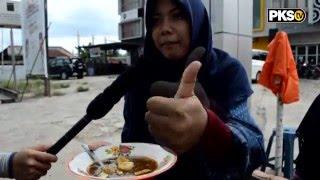 Murah dan Lezatnya Model vs Tekwan Gerobak khas Palembang