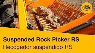 loftness kwik pik rock picker for skid steers and bidirectional