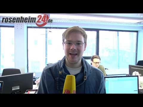 Alexander Seifert bedankt sich bei rosenheim24-Usern