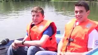 """Занятия по спасению на воде в клубе РГО """"Альтаир"""""""