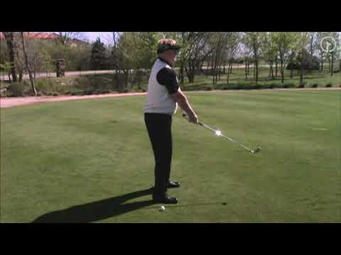 Practice Like the Pros - Full Swing Posture