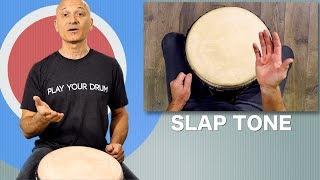 Proper Djembe Technique