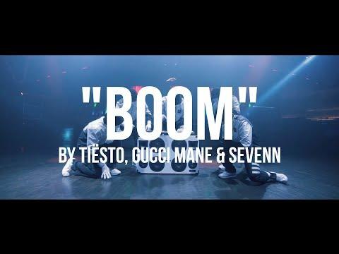 JABBAWOCKEEZ x Tiësto - BOOM with Gucci Mane & Sevenn