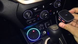 Roav Viva unboxing and hands on tech review. Echo Dot replacement for a connected car?