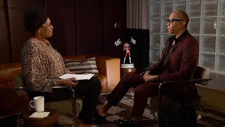 RuPaul on what he learned from his family