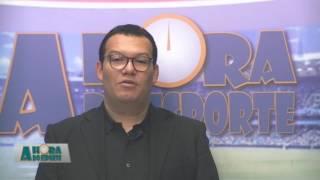 A HORA DO ESPORTE - 05/07/17 - MARCIO DONIZETE, FLORENCIA RODRIGUEZ E YAGO PESSOLATO