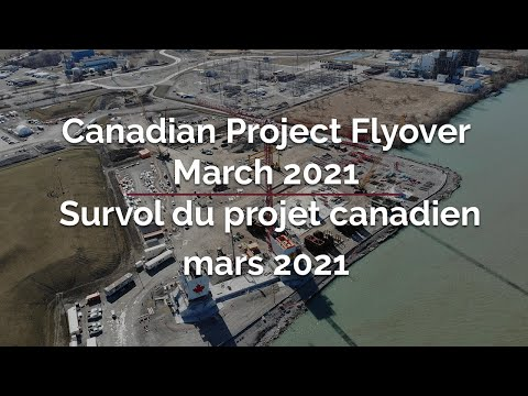 Canadian Project Flyover March 2021