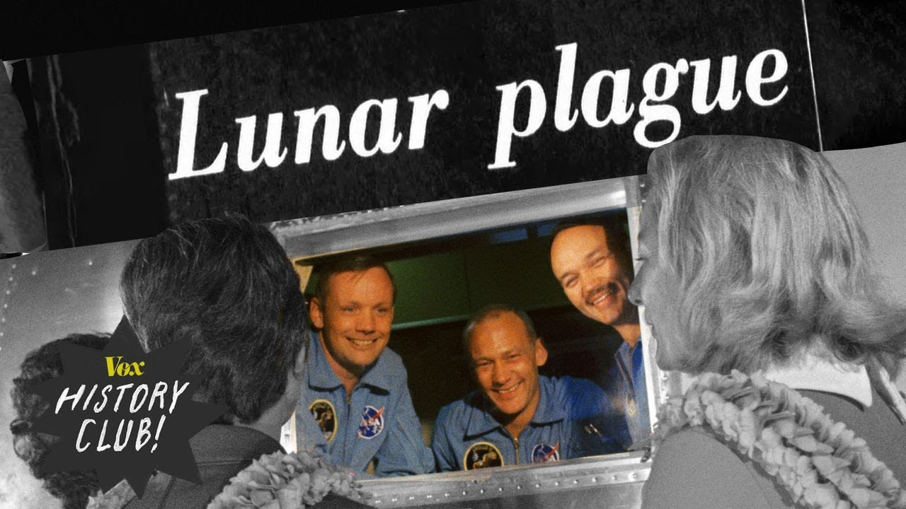 Why NASA quarantined the Apollo 11 astronauts thumbnail