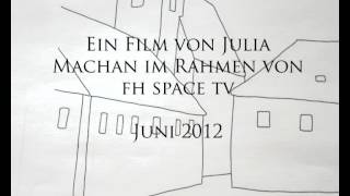 preview picture of video 'Kirtag G'stanzel'n Zeichentrickfilm. fhSPACE - FH St. Pölten 2012'